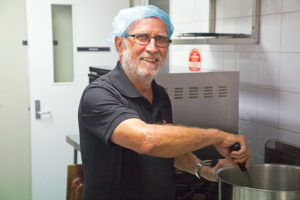 Mario, Multicultural Activity Centre Volunteer