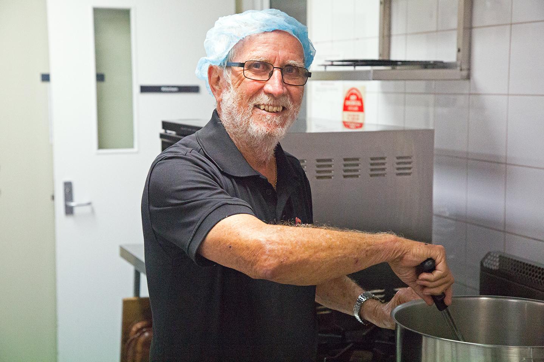 Mario, Multicultural Activity Centre Volunteer