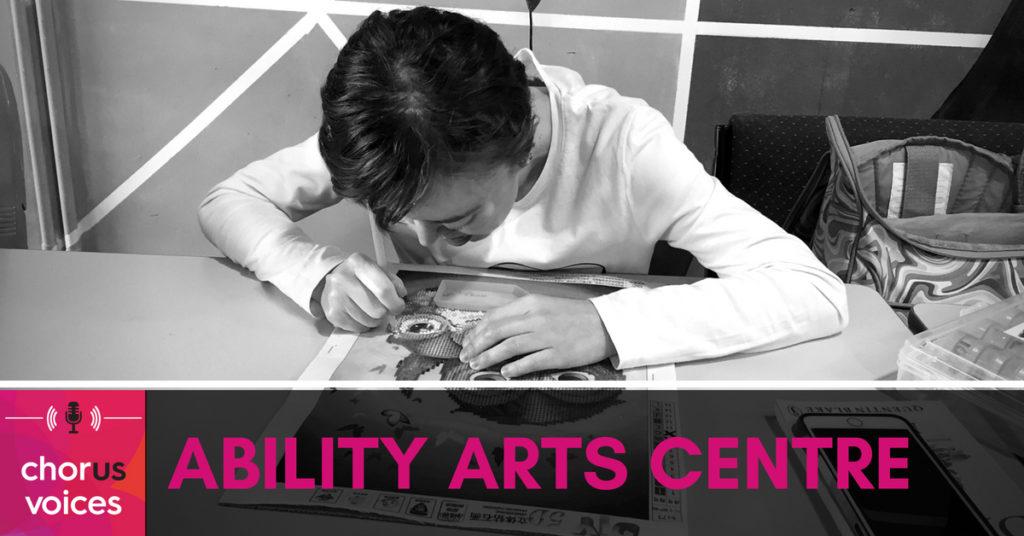 Chorus Voices Podcast: The Ability Arts Centre