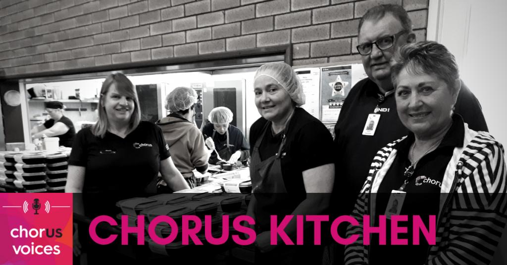 Chorus Voices Ep 18: Chorus Kitchen