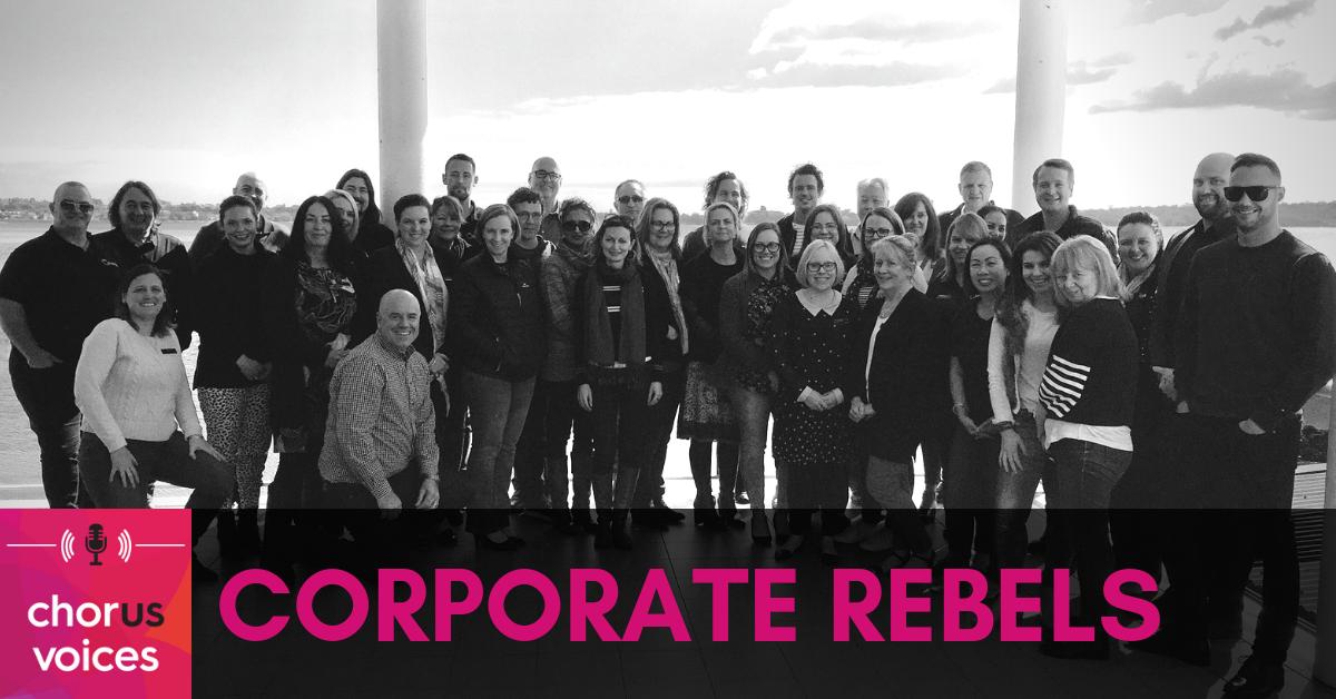 Corporate Rebels Banner