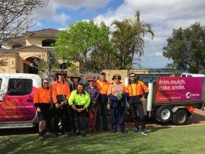 Corporate Volunteer Gardeners