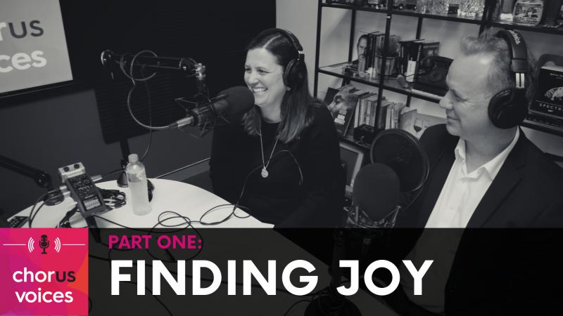 Dementia Journey - Finding Joy