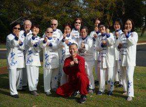 Bullcreek seniors community exercise group