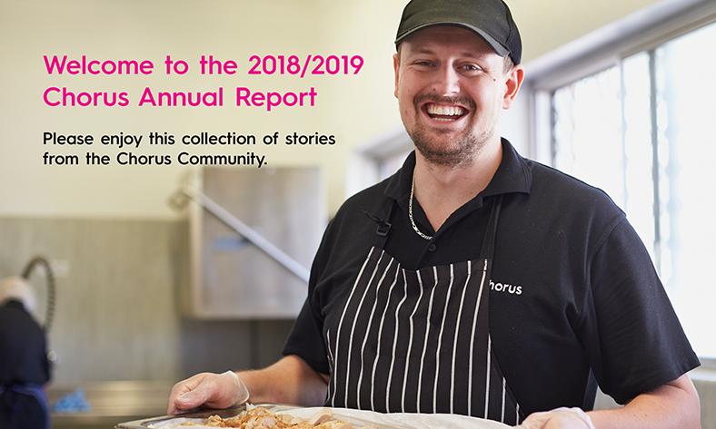 Chorus Annual Report