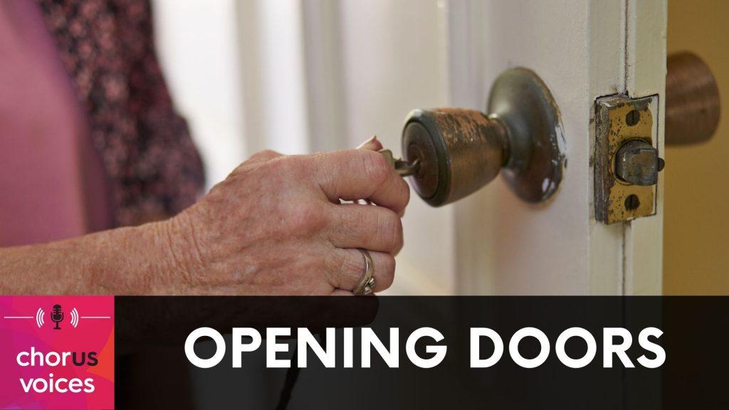 Chorus Voices Ep 42: Opening doors: Peta's story