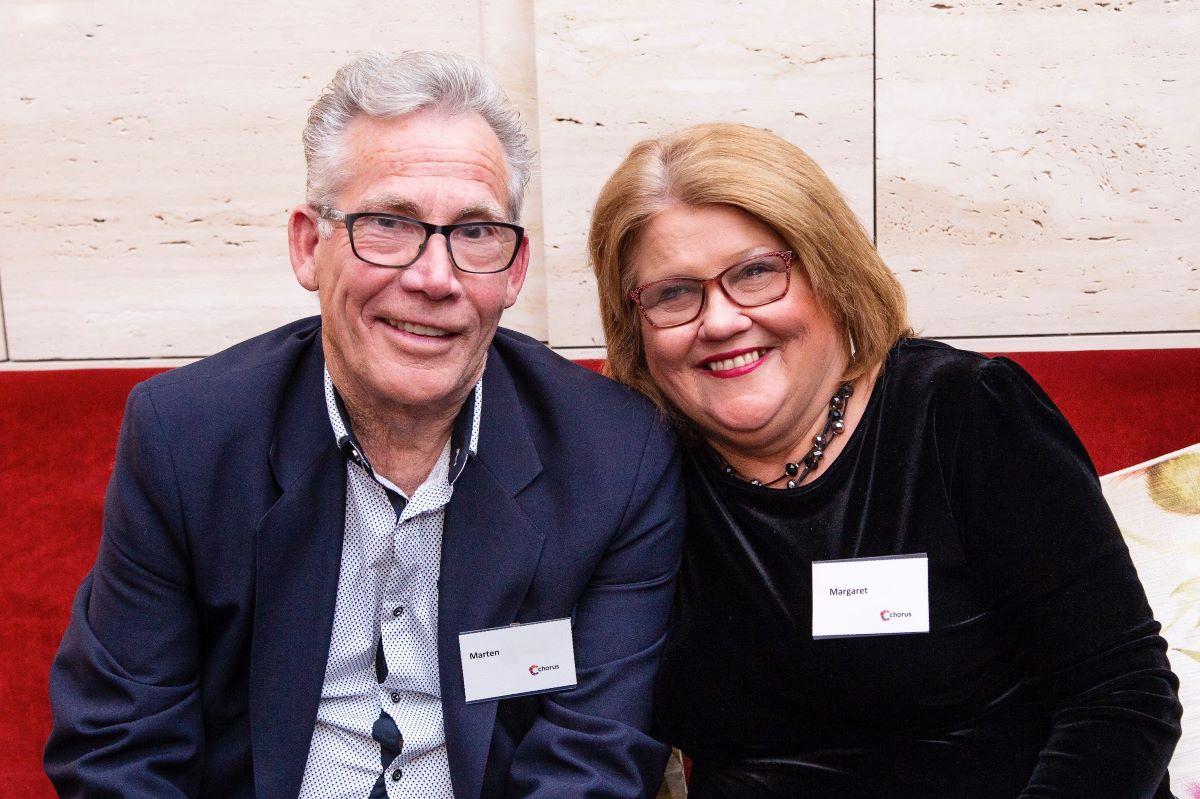 Marten and Margaret